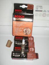 Set of 4 Bosch Super Plus 7979 Copper Yttrium HR9DCX+ Car Truck Auto Spark Plugs