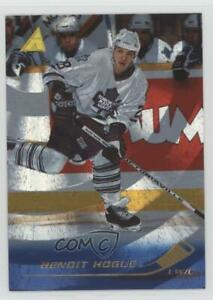 1995-96 Pinnacle Artist's Proof Rink Collection Benoit Hogue #186