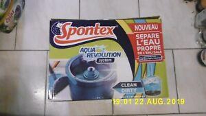 balai révolution aqua SPONTEX