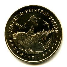 68 HUNAWIHR Loutre, 2007, Monnaie de Paris