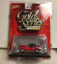 1967 Pontiac Firebird 400 * RED * Johnny Lightning GOLD Series * NE4