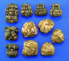 Legend 1/35 Modern US Army Soldier Backpack Set (22 pieces, 2 of each) LF1115