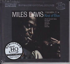 """Miles Davis - Kind Of Blue"" Japan UHQCD HQCD Audiophile CD Limited Numbered New"