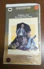 RAFFERTY AND THE GOLD DUST TWINS VHS OOP Alan Arkin Mackenzie Phillips Stanton
