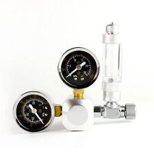 Regulator System Magnetic CO2 Pressure Solenoid Bubble Counter Check Valve tank