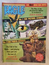 EAGLE DAN DARE  - 29th JANUARY 1983