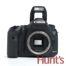CANON EOS 7D MARK II 20.2 MP APS-C DSLR CAMERA BODY ONLY*SOLD AS IS/PLEASE READ*