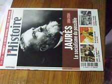 4µ? Revue L'Histoire n°397 JAURES / Pape 1464 croisade face Turc / Coolies