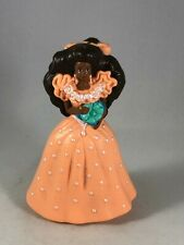 Vintage Retro McDonalds Black Barbie Princess Doll Happy Meal Toy 1992