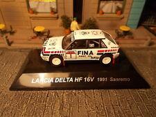 CM's Lancia Delta HF 16v 1991 Sanremo 1/64