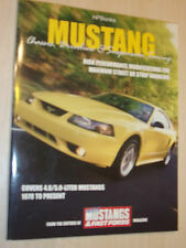 4.6 5L Mustang Chassis Driveline Suspension Tuning HP BOOKS TUNE HANDBOOK MANUAL