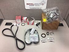 Custom Toyota/Lexus 2JZGE Timing Belt Water Pump Install Kit Genuine OEM