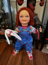 Master Voodoo Doll & Knife     for the Chucky Child's Play Good Guy Doll NO DOLL