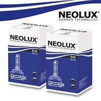 2x NEOLUX D3S XENON Brenner Lampe Scheinwerfer 4300K Weiß Licht Headlight Bulbs