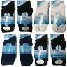 6 Pairs Kids Children Unisex Girls Boys Socks Cotton Rich Casual School Wear