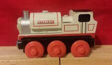 Thomas & Friends Wooden Railway Train Tank Engine - Stanley - 2003 - GUC