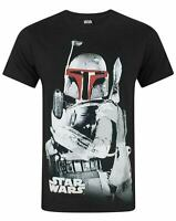 Star Wars Boba Fett Bounty Hunter Men's T-Shirt