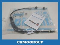 Cable Control Clutch Cable Ricambiflex For Seat Arosa VOLKSWAGEN Polo