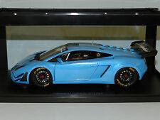 Autoart 1/18 Lamborghini Gallardo GT3 FL2 2013 Blue MiB