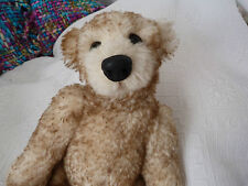 "ARTIST BEAR, MOHAIR ,JOINTED,16 "" ONE OF A KIND. NEW"