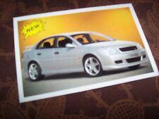 Carte postale officielle / Postcard OPEL STEINMETZ Vectra C //