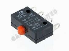 PACK OF 2 - LICON 16-4044 2 POLE 1 WAY MICROSWITCHES 125/250 VOLTS AC 5 AMPS