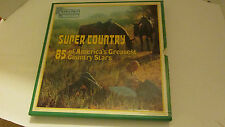 Vintage Record Set Super Country Readers Digest