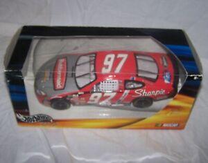 2000 Hot Wheels KURT BUSCH #97 Rubbermaid / Sharpie NASCAR 1/24 Diecast Car