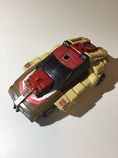 Transformer Headmaster Chromedome G1 - 1987