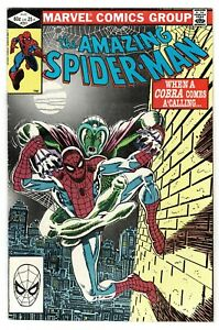 The Amazing Spider-Man No 231 - 1982 HIGH GRADE!