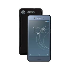 Case For Sony Xperia XZ1 Compact S-Line Silicone Gel Skin Shockproof Phone Cover