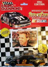VINTAGE 1993 Racing Champions NASCAR 1:43 Diecast Rusty Wallace #2 Pontiac New