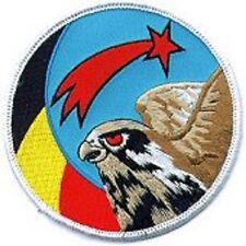 F-16 BAF 2 SQN SWIRL PATCH BELGIAN AIR FORCE BAF 2ND SQN