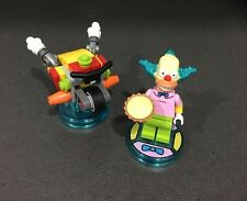 Lego Dimensions Fun Pack Simpsons Krusty The Clown 71227