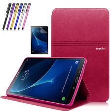 Samrt Folio Leather Cover Case For Samsung Galaxy Tab A  10.1 inch T580 T585