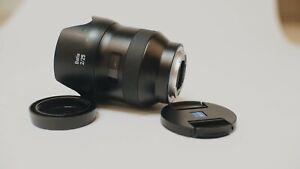 Sony Zeiss Batis 25mm f2, Full Frame/AutoFocus USED ***(Read Description)***