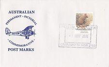 Permanent Commerative Pictorial Postmark - Cabramatta 6 Nov 2008 - 55c