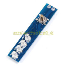 New 1S 18650 Lithium Battery Capacity Indicator LED Display Board Panel Power AU