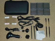 NINTENDO DS LITE Accessorio Pack! Nuovo di Zecca console gioco custodia STILO CARICABATTERIA DA AUTO