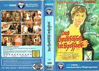 (VHS) Das Spukschloß im Spessart -Liselotte Pulver, Heinz Baumann,Georg Thomalla