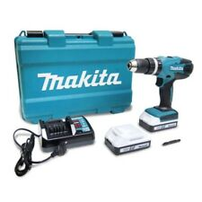 MAKITA - HP457DWE TALADRO PERCUTOR A BATERIA 18V 1.5Ah