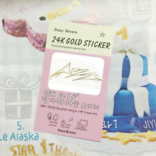 Jae Bum JB GOT7 FLY FLIGHT LOG phone sticker KPOP NEW
