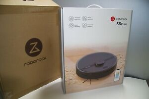 Roborock S6 PURE ROBOT VACUUM CLEANER MOP NAVIGATION CONTROL WI-FI NEW SEALED RE