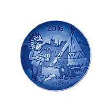 Bing & Grondahl Children's Day Plate 2016, Nib