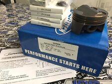 Supertech Pistons Integra B20/VTEC B20 B16 84mm Bore 12.5:1 Compression Rings