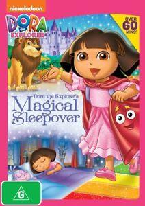 Dora The Explorers Magical Sleepover DVD
