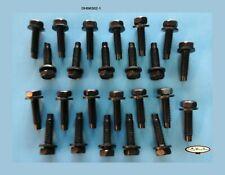 68 - 72 CHEVELLE GTO SKYLARK CUTLASS DOOR HINGE MOUNTING BOLT KIT 24 PCS