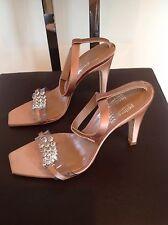 Pedro Garcia Mujer Zapatos EU 37.5 cristalizada por Swarovski