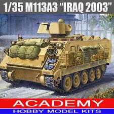 1/35 M113A3 IRAQ 2003 #13211 ACADEMY HOBBY MODEL KITS