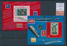 LM45230 Yemen 1970 Europa Cept sheets MNH cv 33 EUR